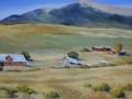 Ranch Near Snowy Range