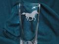 horse-vase